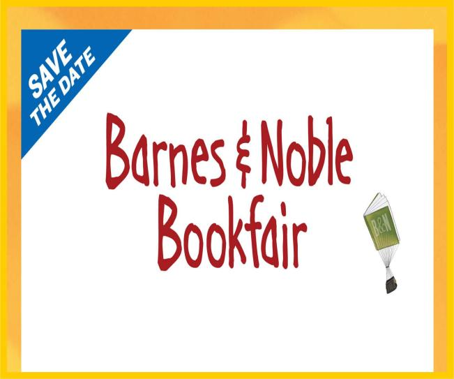 barnes and noble bookfair