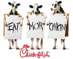 CFA Cow