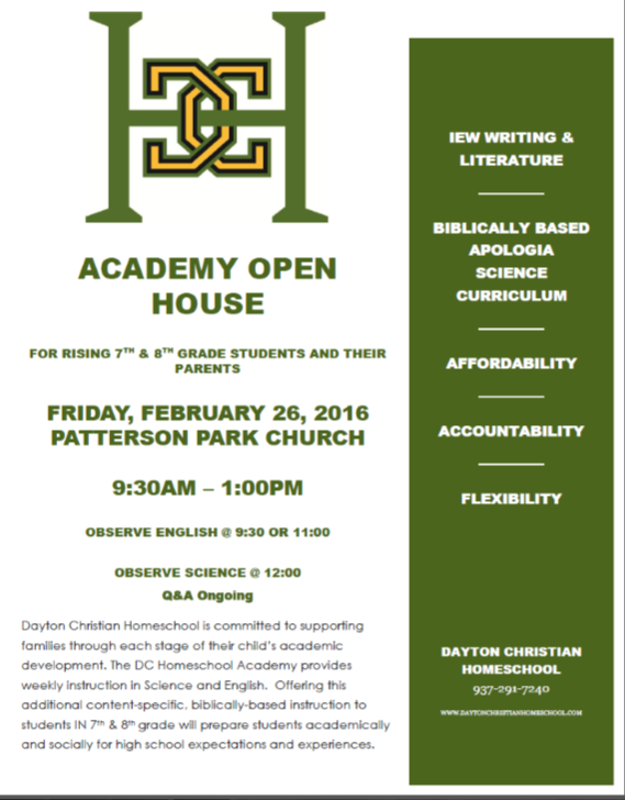 Ac. Open House