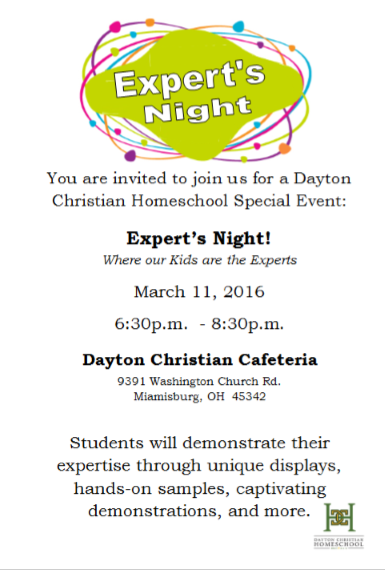 Experts Night