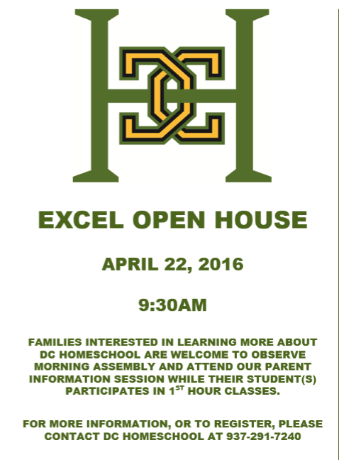 EXCEL Open House