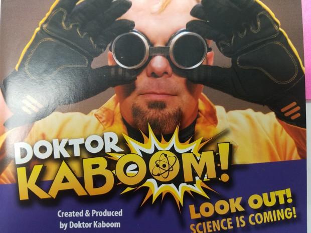 Dr Kaboom